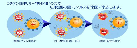 カチオン性ポリマー効果
